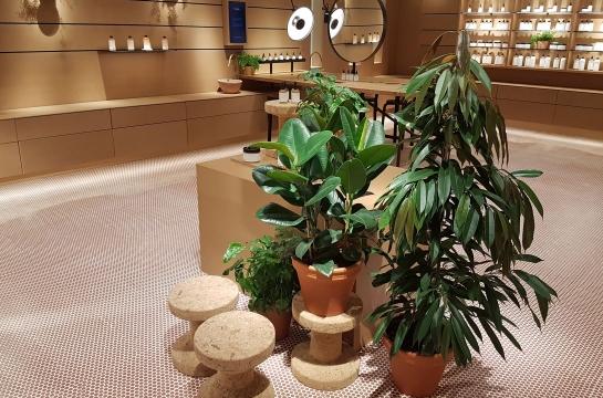 FIORI Messe Showroom